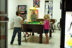Services - Salle de jeux la Buzelière