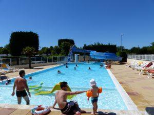Activités - piscine la Buzelière