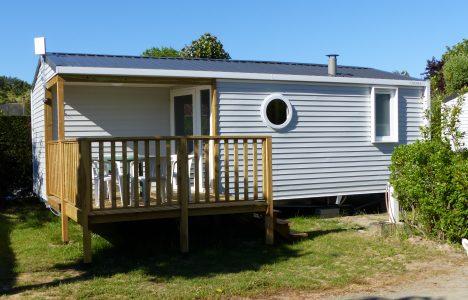 Camping La Buzelière - Mobil Home